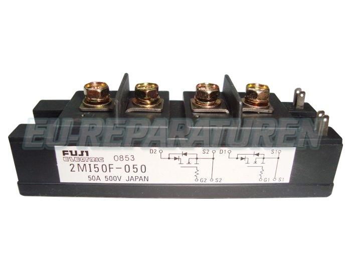 Weiter zum Artikel: FUJI ELECTRIC 2MI50F-050 TRANSISTOR MODULE