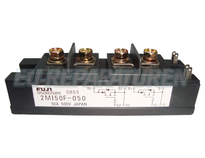SHOP, Kaufen: FUJI ELECTRIC 2MI50F-050 TRANSISTOR MODULE
