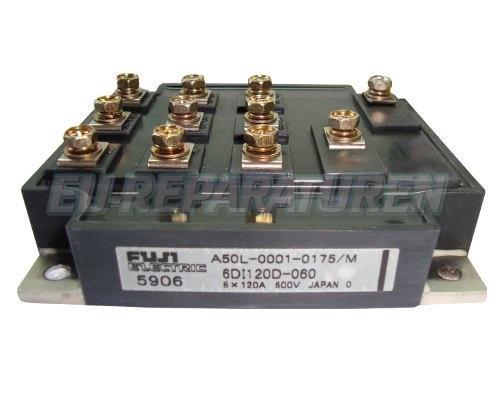 Weiter zum Artikel: FUJI ELECTRIC 6DI120D-060 TRANSISTOR MODULE