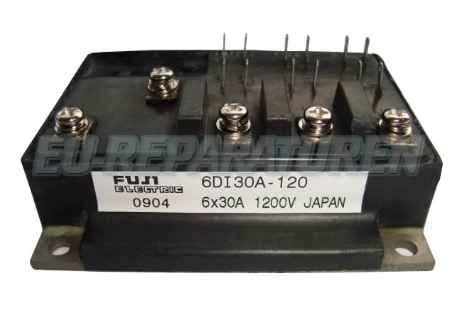 VORSCHAU: FUJI ELECTRIC 6DI30A-120 TRANSISTOR MODULE
