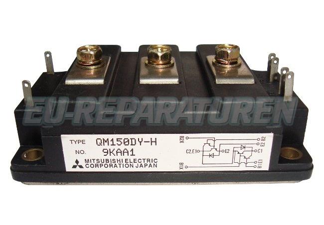 SHOP, Kaufen: MITSUBISHI ELECTRIC QM150DY-H TRANSISTOR MODULE