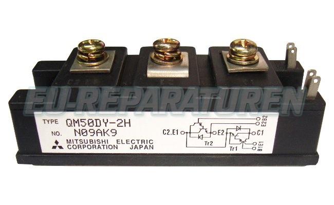 SHOP, Kaufen: MITSUBISHI ELECTRIC QM50DY-2H TRANSISTOR MODULE