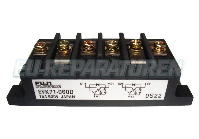SHOP, Kaufen: FUJI ELECTRIC EVK71-060D TRANSISTOR MODULE