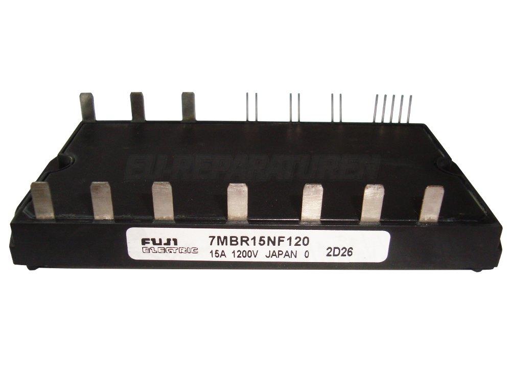 VORSCHAU: FUJI ELECTRIC 7MBR15NF120 TRANSISTOR MODULE