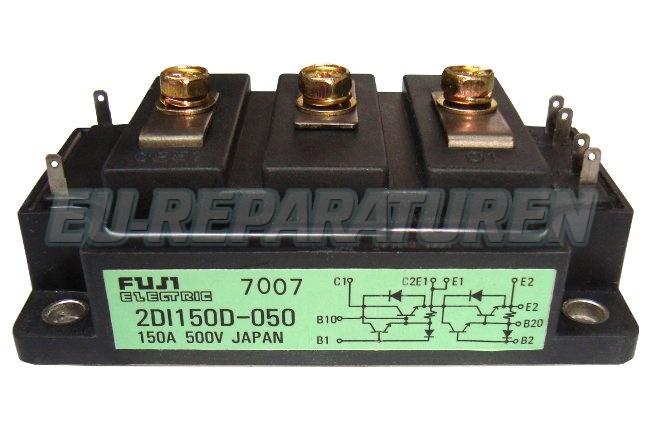 Weiter zum Artikel: FUJI ELECTRIC 2DI150D-050 TRANSISTOR MODULE