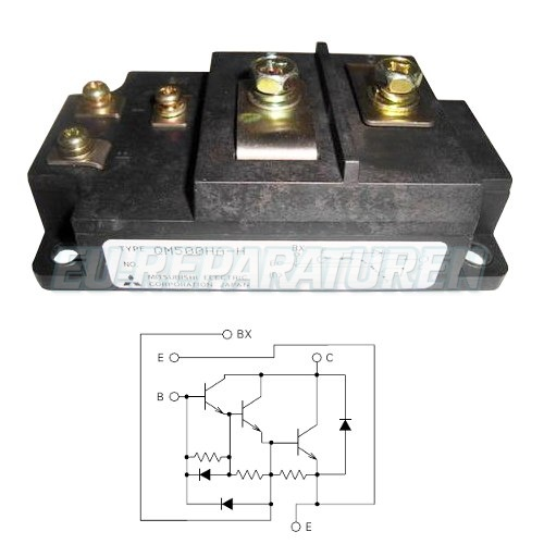 Weiter zum Artikel: MITSUBISHI ELECTRIC QM500HA-H TRANSISTOR MODULE