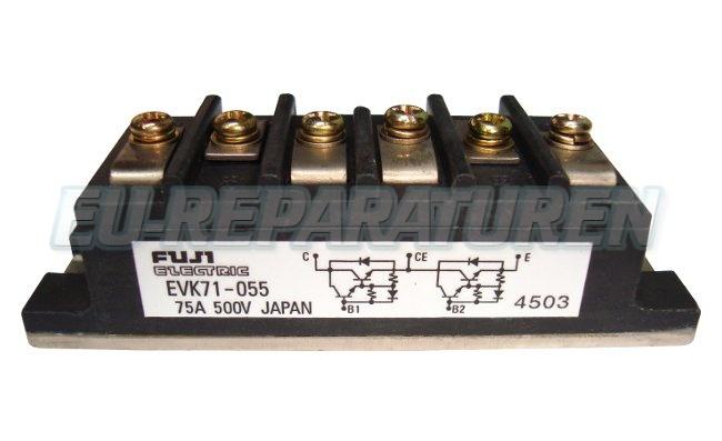 SHOP, Kaufen: FUJI ELECTRIC EVK71-055 TRANSISTOR MODULE