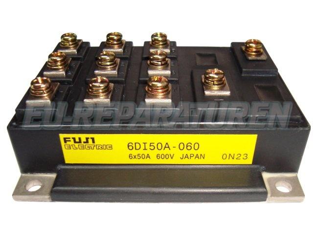 VORSCHAU: FUJI ELECTRIC 6DI50A-060 TRANSISTOR MODULE