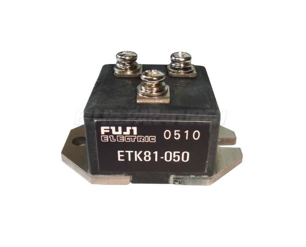 Weiter zum Artikel: FUJI ELECTRIC ETK81-050 TRANSISTOR MODULE