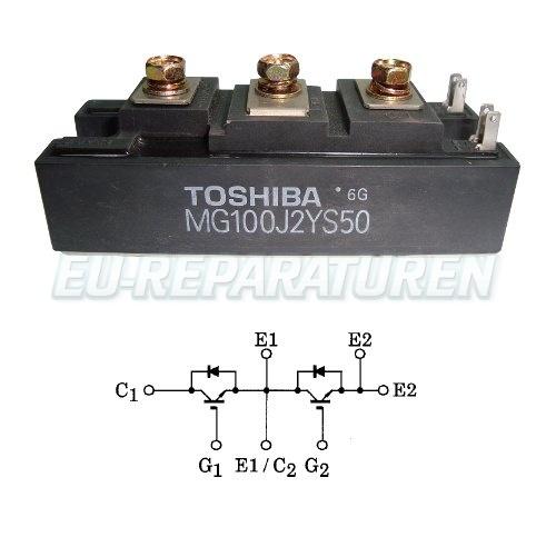 SHOP, Kaufen: TOSHIBA MG100J2YS50 IGBT MODULE