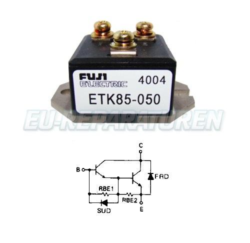 SHOP, Kaufen: FUJI ELECTRIC ETK85-050 TRANSISTOR MODULE