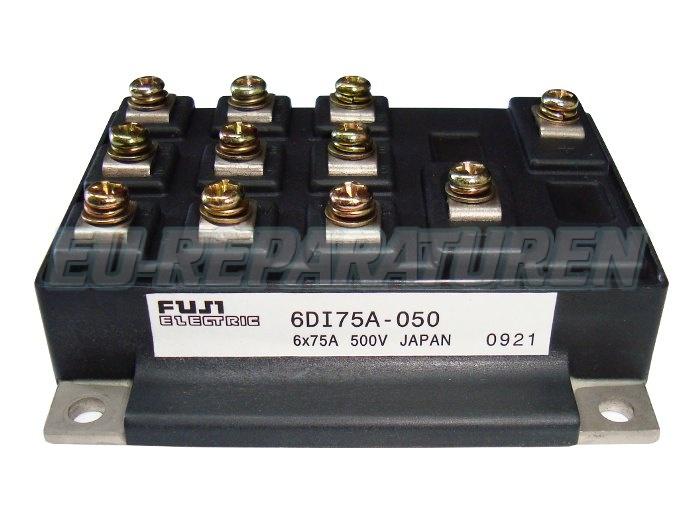 Weiter zum Artikel: FUJI ELECTRIC 6DI75A-050 TRANSISTOR MODULE