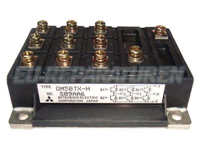 SHOP, Kaufen: MITSUBISHI ELECTRIC QM50TX-H TRANSISTOR MODULE