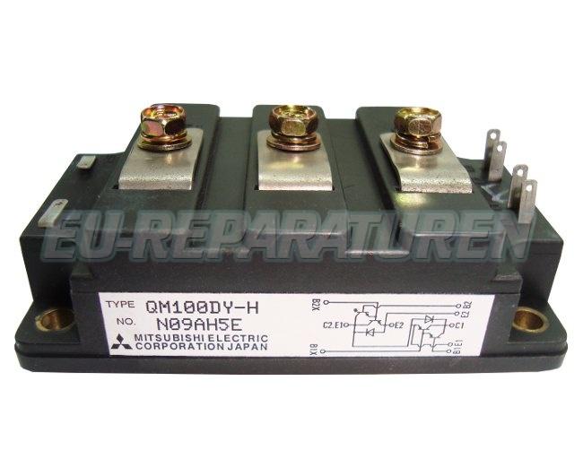 SHOP, Kaufen: MITSUBISHI ELECTRIC QM100DY-H TRANSISTOR MODULE