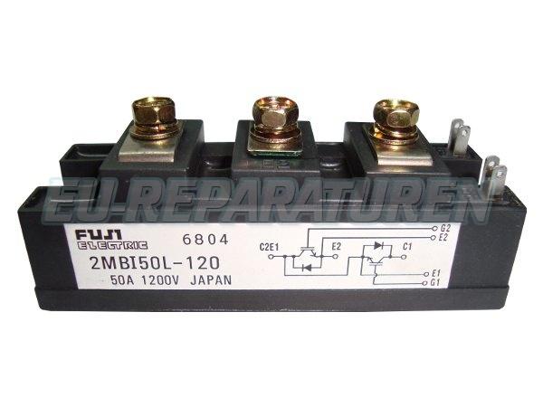 Weiter zum Artikel: FUJI ELECTRIC 2MBI50L-120 IGBT MODULE