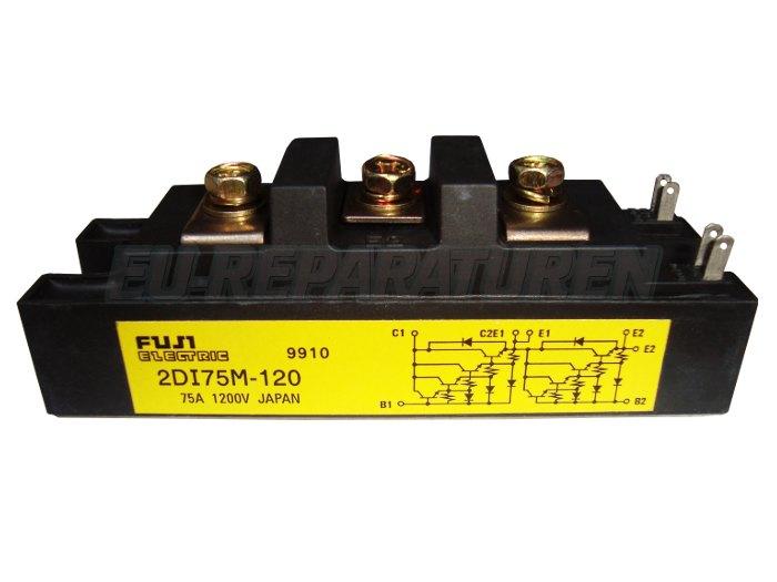 Weiter zum Artikel: FUJI ELECTRIC 2DI75M-120 TRANSISTOR MODULE