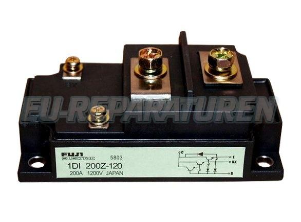 Weiter zum Artikel: FUJI ELECTRIC 1DI200Z-120 TRANSISTOR MODULE