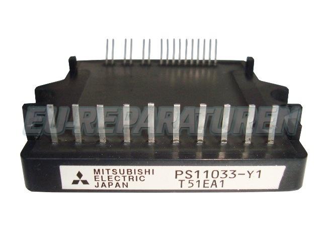 Weiter zum Artikel: MITSUBISHI ELECTRIC PS11033-Y1 IGBT MODULE