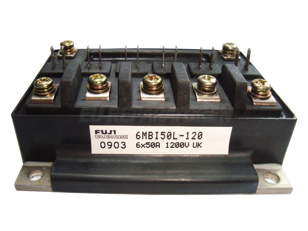 VORSCHAU: FUJI ELECTRIC 6MBI50L-120 IGBT MODULE
