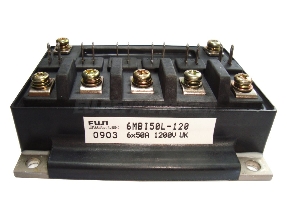 SHOP, Kaufen: FUJI ELECTRIC 6MBI50L-120 IGBT MODULE
