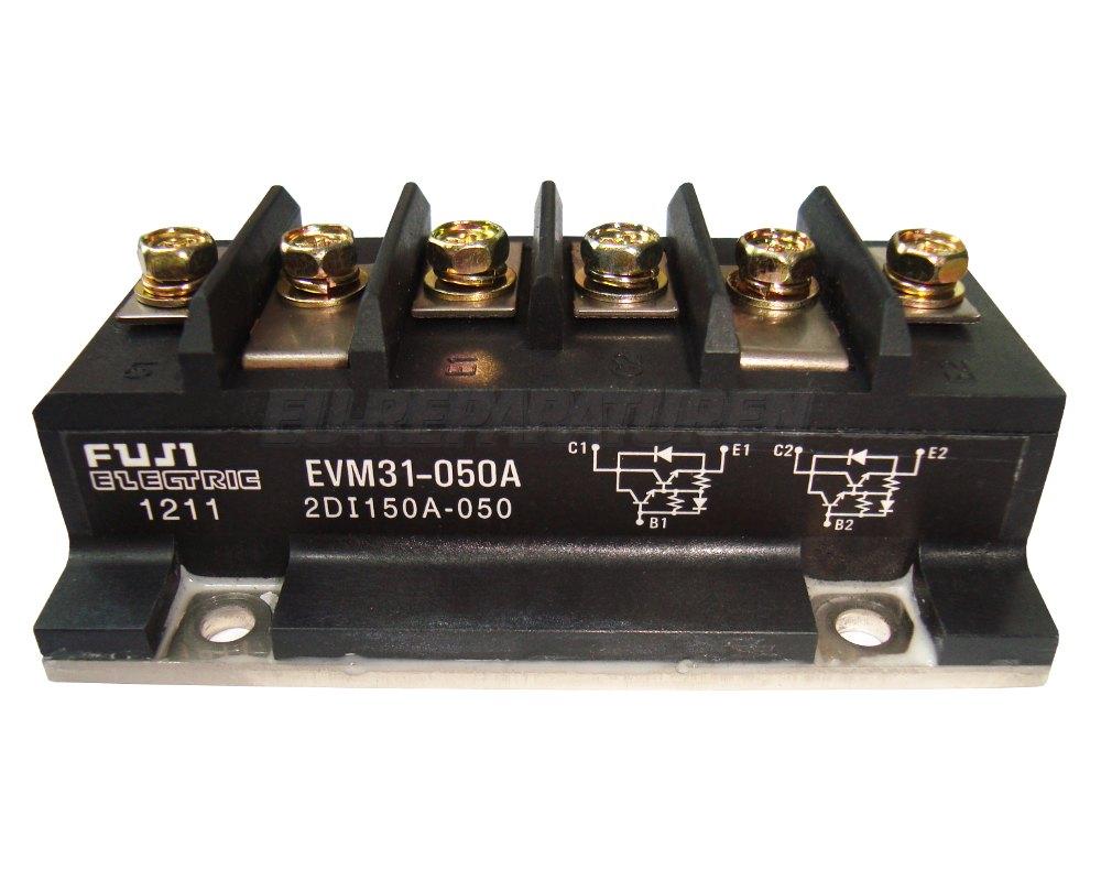 Weiter zum Artikel: FUJI ELECTRIC EVM31-050A TRANSISTOR MODULE