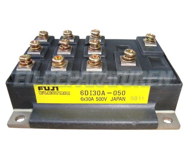 Weiter zum Artikel: FUJI ELECTRIC 6DI30A-050 TRANSISTOR MODULE