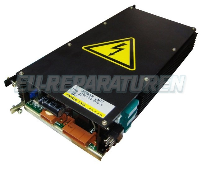 VORSCHAU: FANUC A16B-1210-0510-01 POWER SUPPLY