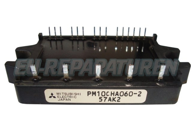 Weiter zum Artikel: MITSUBISHI ELECTRIC PM10CHA060-2 IGBT MODULE