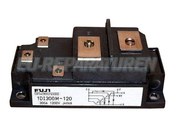 Weiter zum Artikel: FUJI ELECTRIC 1DI300M-120 TRANSISTOR MODULE