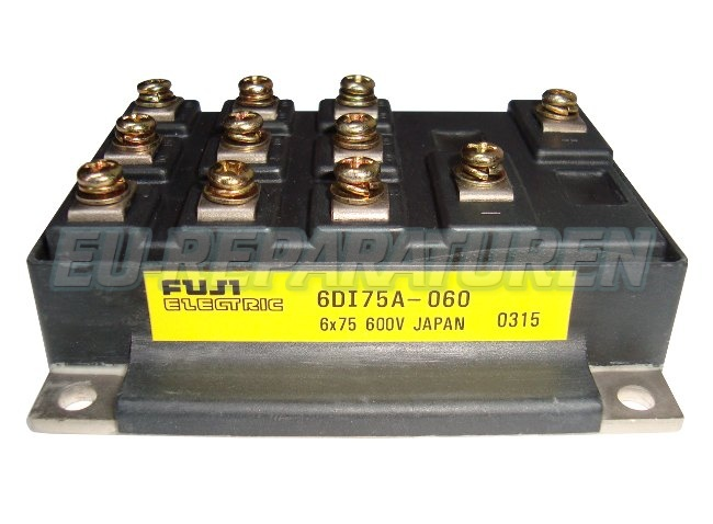 SHOP, Kaufen: FUJI ELECTRIC 6DI75A-060 TRANSISTOR MODULE