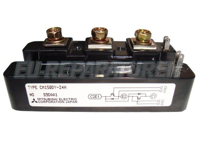 Weiter zum Artikel: MITSUBISHI ELECTRIC CM150DY-24H IGBT MODULE