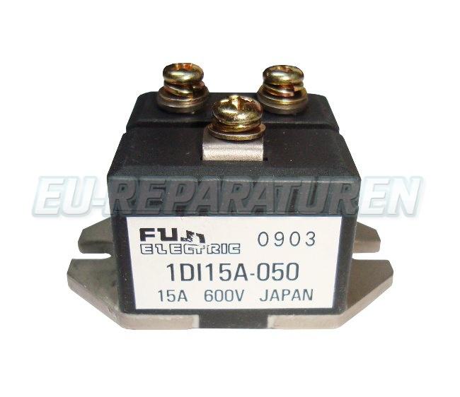 Weiter zum Artikel: FUJI ELECTRIC 1DI15A-050 TRANSISTOR MODULE