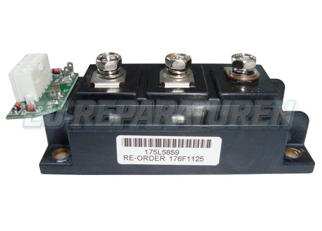 Weiter zum Artikel: FUJI ELECTRIC 2MBI200N-120 TRANSISTOR MODULE
