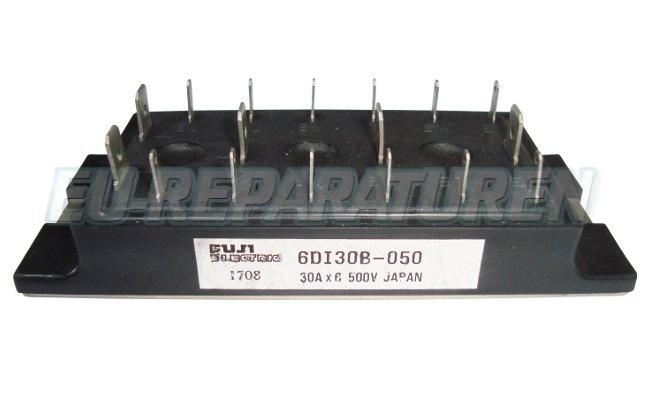 Weiter zum Artikel: FUJI ELECTRIC 6DI30B-050 TRANSISTOR MODULE