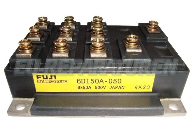 VORSCHAU: FUJI ELECTRIC 6DI50A-050 TRANSISTOR MODULE