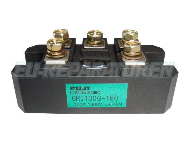Weiter zum Artikel: FUJI ELECTRIC 6RI100G-160 DIODEN MODULE