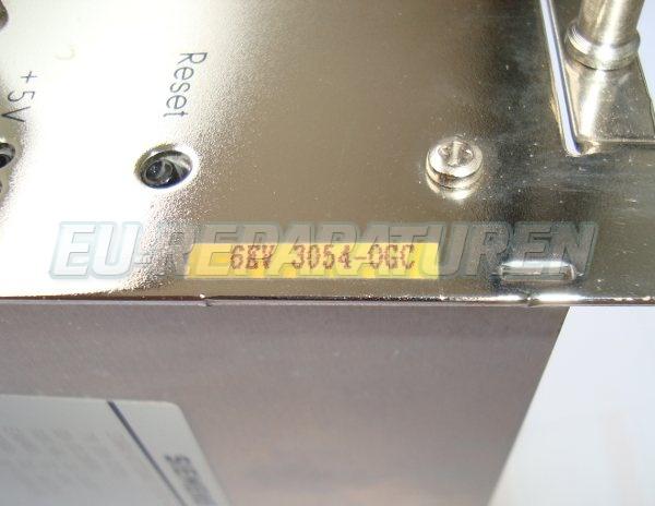 VORSCHAU: SIEMENS 6EV3054-0GC POWER SUPPLY