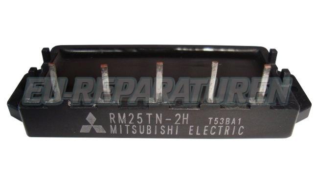 Weiter zum Artikel: MITSUBISHI ELECTRIC RM25TN-2H DIODEN MODULE