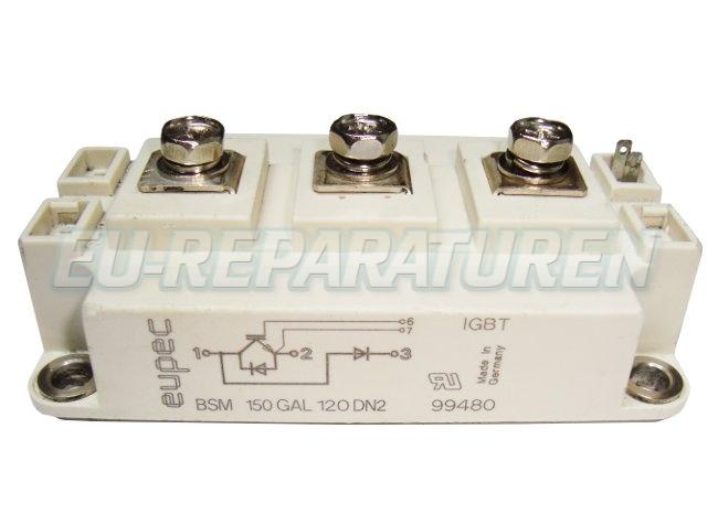 Weiter zum Artikel: EUPEC BSM150GAL120DN2 IGBT MODULE
