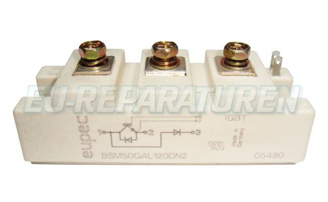 Weiter zum Artikel: EUPEC BSM50GAL120DN2 IGBT MODULE