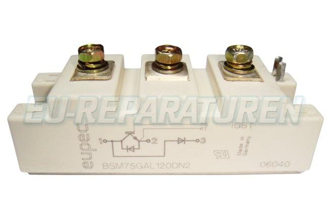 Weiter zum Artikel: EUPEC BSM75GAL120DN2 IGBT MODULE