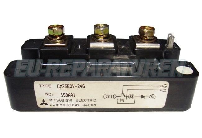 Weiter zum Artikel: MITSUBISHI ELECTRIC CM75E3Y-24G IGBT MODULE