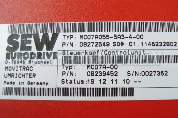 SHOP, Kaufen: SEW EURODRIVE MC07A-00 BOARD