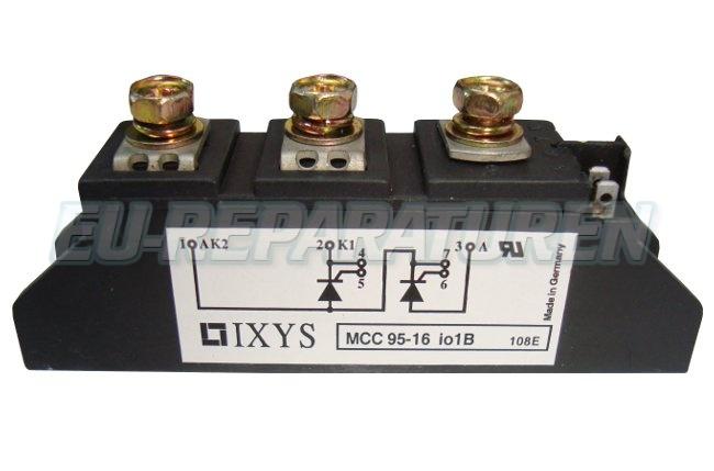 Weiter zum Artikel: IXYS MCC95-16IO1B THYRISTOR MODULE