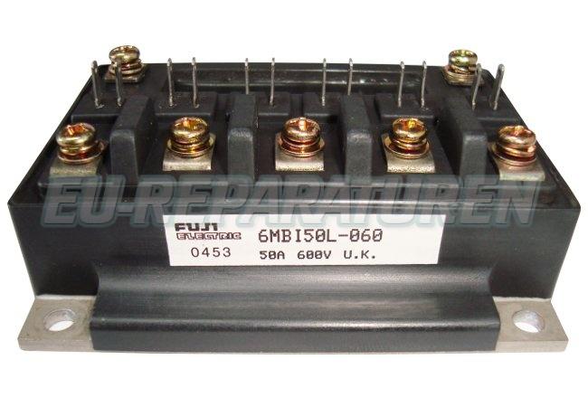 Weiter zum Artikel: FUJI ELECTRIC 6MBI50L-060 IGBT MODULE