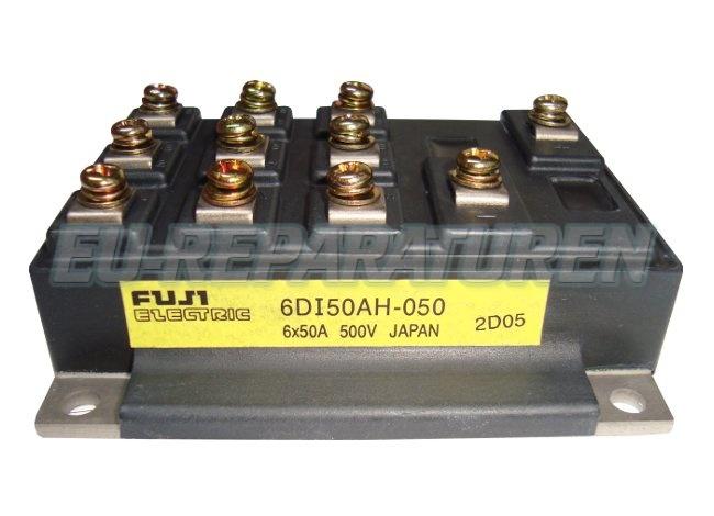 VORSCHAU: FUJI ELECTRIC 6DI50AH-050 TRANSISTOR MODULE