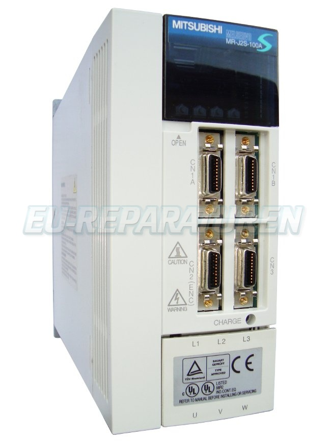 SHOP, Kaufen: MITSUBISHI ELECTRIC MR-J2S-100A FREQUENZUMFORMER