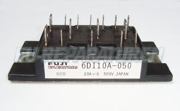 Weiter zum Artikel: FUJI ELECTRIC 6DI10A-050 TRANSISTOR MODULE