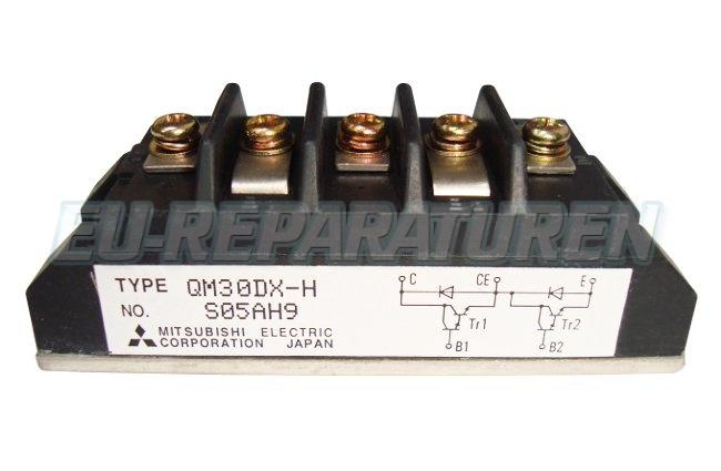 Weiter zum Artikel: MITSUBISHI ELECTRIC QM30DX-H TRANSISTOR MODULE