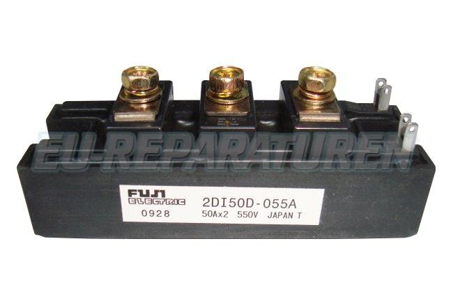Weiter zum Artikel: FUJI ELECTRIC 2DI50D-055A TRANSISTOR MODULE